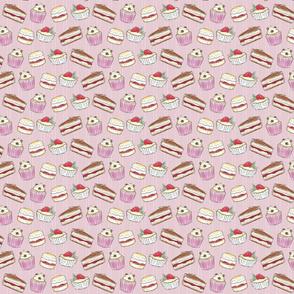 afternoon tea -cake
