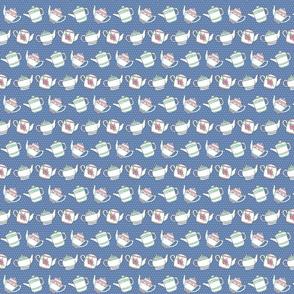 afternoon tea - tea pots