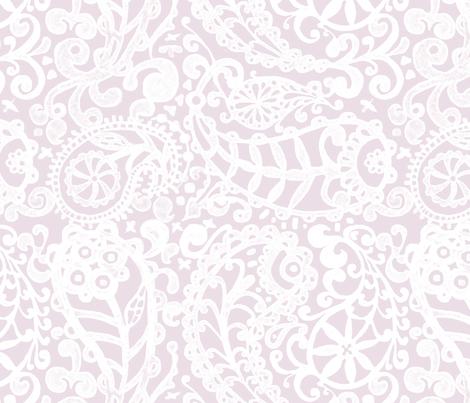 Bohemian_Paisley fabric by greemland on Spoonflower - custom fabric