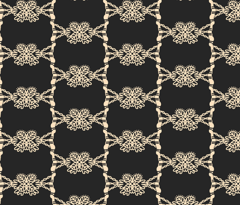 Limitless Reflection- Bridge  fabric by franbail on Spoonflower - custom fabric