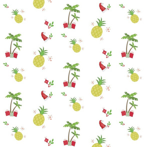 Pineapple Palm-Holiday
