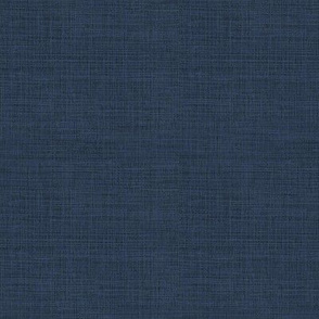 Linen, Blue Denim