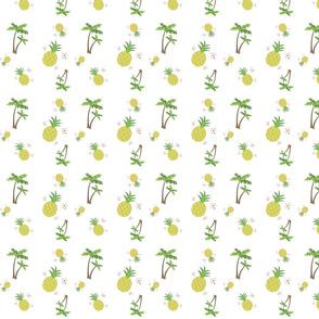 Pineapple Palm 42 Around