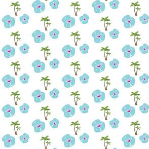 Blue Tropics- 36  Fizz