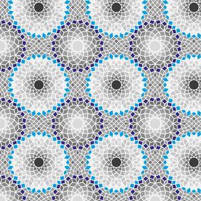 blue&grey mosaic