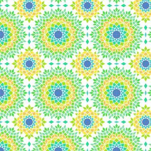 mosaic rounds