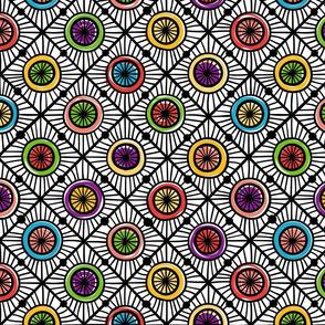boho squares