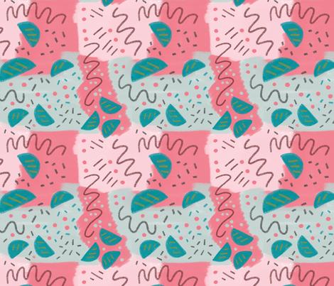 Memphis Style fabric by gnoppoletta on Spoonflower - custom fabric