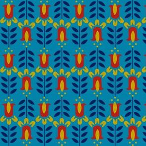 swedish floral