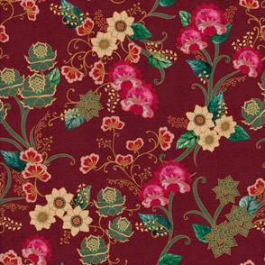 Bohemian Garden {Velvet}