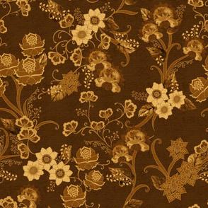 Bohemian Garden {Gold}