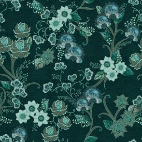 Bohemian Garden {Turquoise}