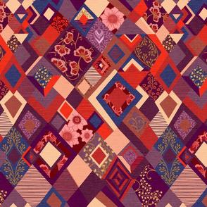 Bohemian Tapestry {Amethyst}