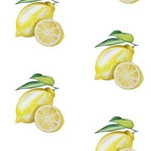 Yellow Lemon