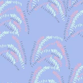 Brushstroke Lavender