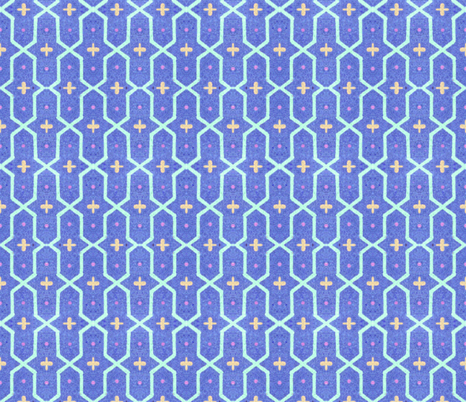 indo-persian 192 fabric by hypersphere on Spoonflower - custom fabric