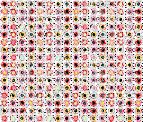 Boho fade fabric by abstracthands on Spoonflower - custom fabric