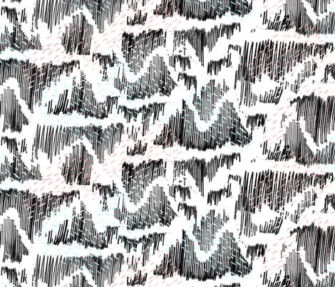 Bohemian World fabric by minikuosi on Spoonflower - custom fabric