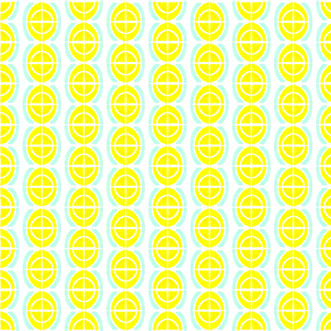 Lemonade fabric by alysonjonlife on Spoonflower - custom fabric
