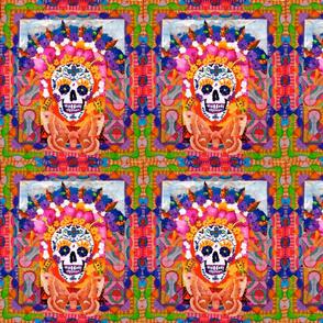 Skull Rainbow