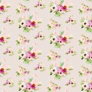 "2"" Kalani Blooms - Ivory"
