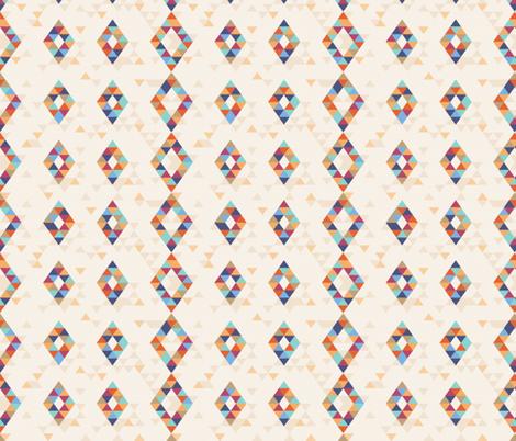 Diamond Studded fabric by chris_jorge on Spoonflower - custom fabric