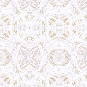 Damask in snow