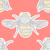 Bumblebee BUZZ Watermellon