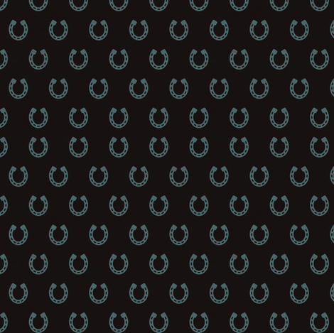 Horseshoes fabric by sarah_treu on Spoonflower - custom fabric