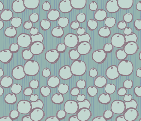 floating dots fabric by ghouk on Spoonflower - custom fabric