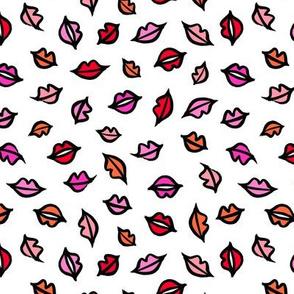 lipsick kisses