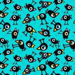 funny birdies