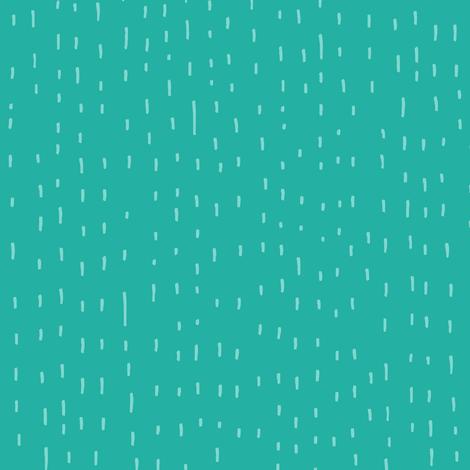 memphis aqua dash fabric by scrummy on Spoonflower - custom fabric