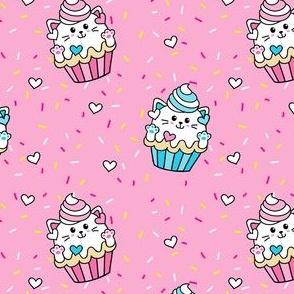 Cupcake Kitten Cat Project No 92