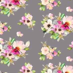 """4"""" Kalani Blooms - Tan"""
