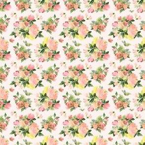 """2"""" Moonstone Blooms - Blush Pink"""
