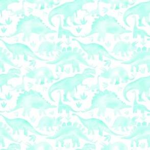 Aqua Dinosaurs - smaller scale