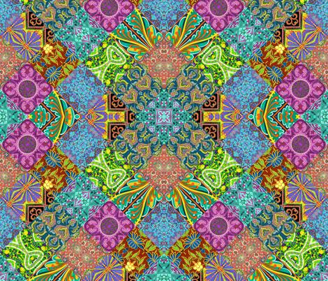 boo hoo fabric by hypersphere on Spoonflower - custom fabric