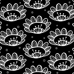 Pollen (in Black & White)