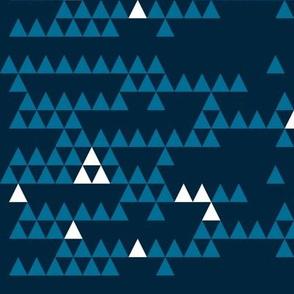 Classic Triangle-INDIGO