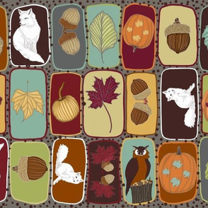 My favorite Fall things by Salzanos