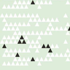 Clasic Triangle-Lambs Ear