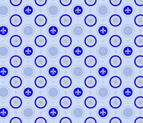 Henricus Custom fabric by poetryqn on Spoonflower - custom fabric