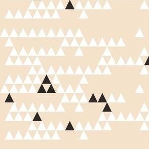Classic Triangle-PEACH