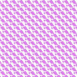Geo Fingers Violet