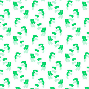 Inverted Commas Green