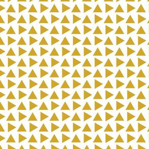 Teeny pointy Mustard