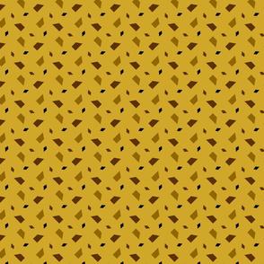 Chips Mustard
