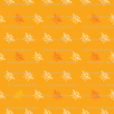 Sweet Bees - Orange Buzz