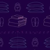 Good Night's Sleep - Sheets and Pillows
